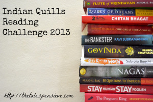 Indian Quills Reading Challenge