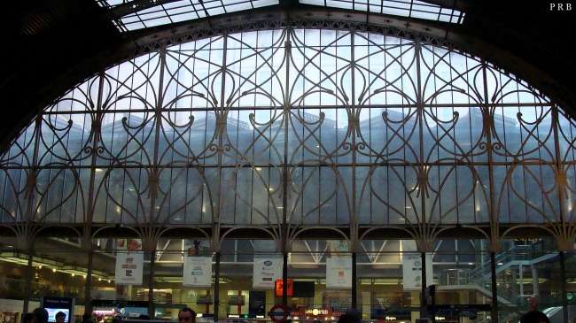 Paddington Station, London [clicked by myself]