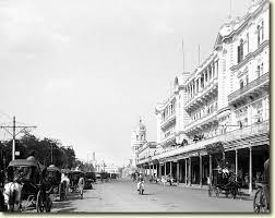 Chowringhee Road (Image Courtesy: OldIndiaPhotos)