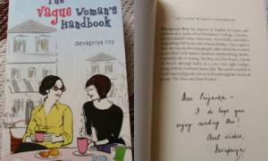 The Vague Woman's Handbook : Devapriya Roy