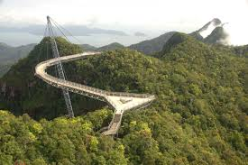 Langkawi Skybridge. Image Courtesy: Wikipedia