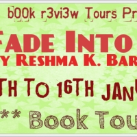 Book Review : Fade Into Red