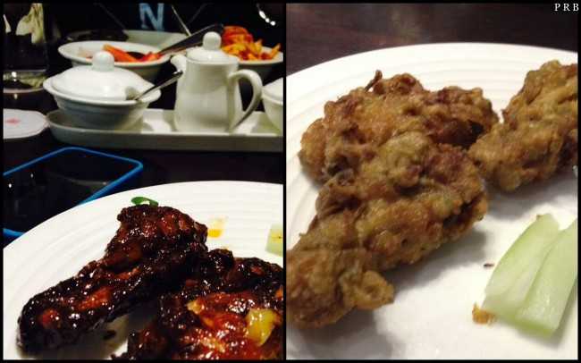 March vs June. Spicy Chicken Wings vs Drums of Heaven.