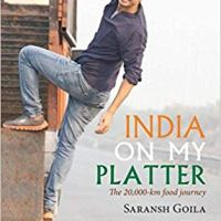 Book Review : India On My Platter