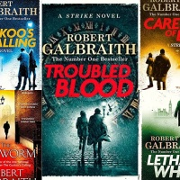 Why I Love The Cormoran Strike Series